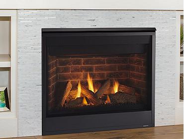 Quartz Series Direct Vent Gas Fireplace Majestic Products