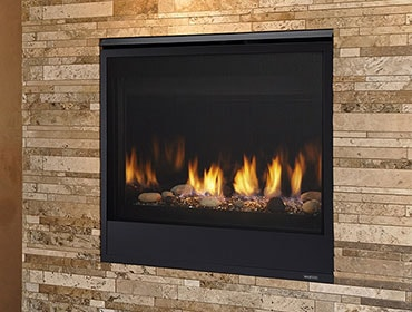 Quartz Series Direct Vent Gas Fireplace