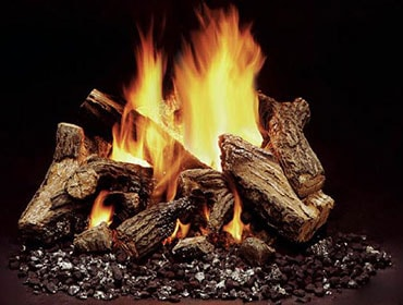 Duzy 5 Vented Gas Log Set