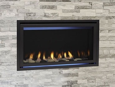 Jade Series Direct Vent Gas Fireplace