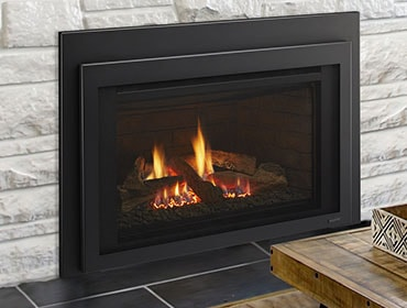 Jasper Series Direct Vent Gas Fireplace Insert