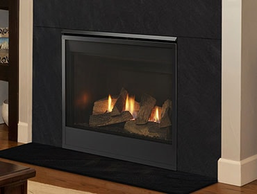 Mercury Direct Vent Gas Fireplace