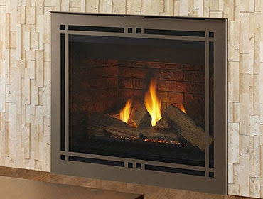 Meridian Series Direct Vent Gas Fireplace