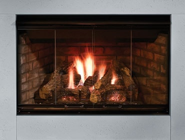 Reveal B-Vent Gas Fireplace