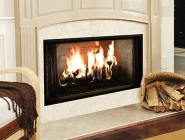 Royalton Wood-Burning Fireplace